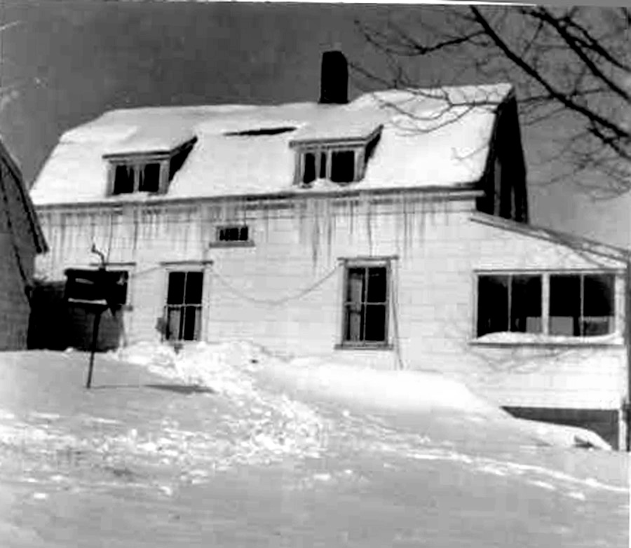 1960-PRIEST BLEN house